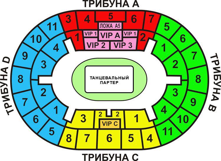 Адрес стадиона Лужники: